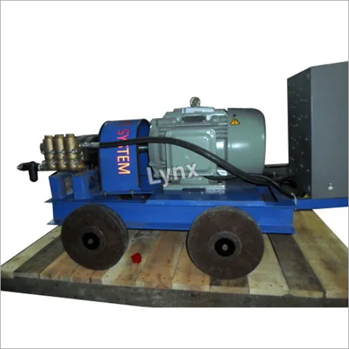 High Pressure Water Jet Cleaner Pump