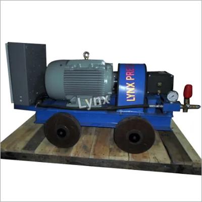 Heavy Vehicle Washer