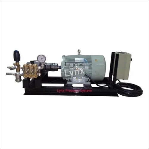 250 Bar High Pressure Plunger Pump