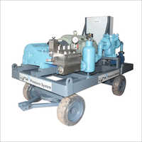 Hydro Jetting Machine