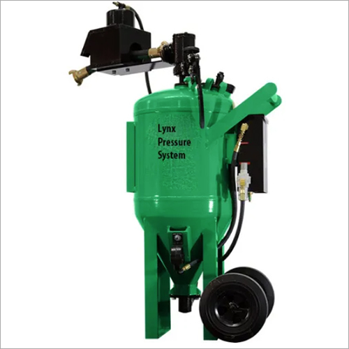 Manual Dustless Blasting Machine