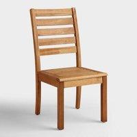 Restaurant Wooden Chair