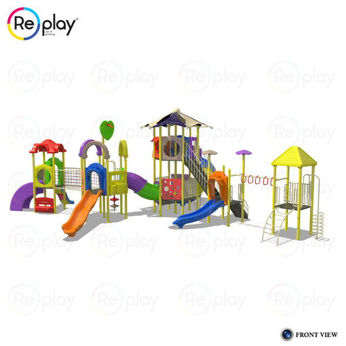 Adventure Play Equipment