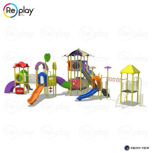Adventure Play Equipment