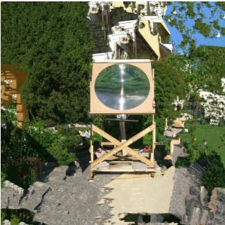 HW-F1000-5 1000mm Fresnel Solar Lens