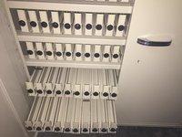 Slide/Block cabinet
