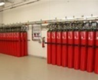 Gas Based Fire System