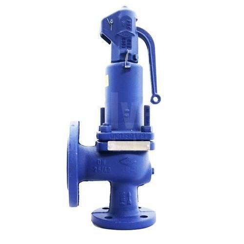 CAST STEEL RELIEF VALVE