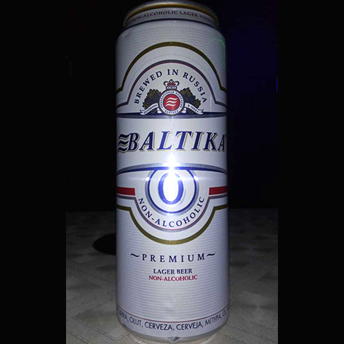 Baltika Non-Alcoloholic Drink