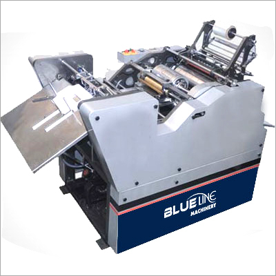 Envelope Window Pasting Machine