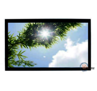 Industrial High Brightness Monitor 26 Inch High Contrast with IR Touch Anti-vandalism