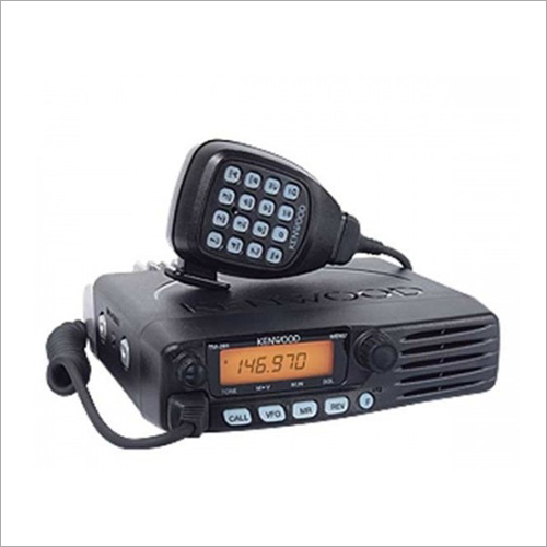 Kenwood Radio Walkie Talkie