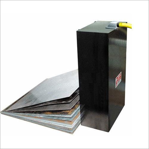 Magnetic Sheet Floater