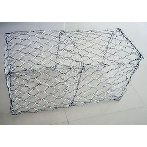 Zinc Coated Steel Gabions