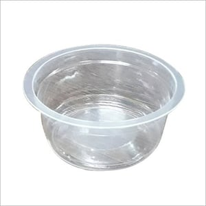 80 ML PP Ice Cream Disposable Cup