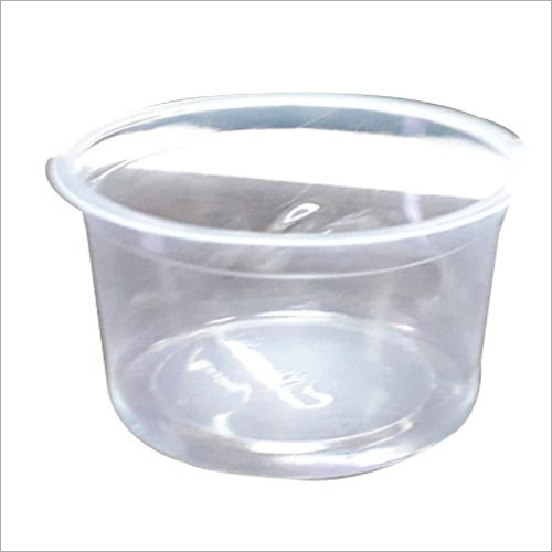 PP Disposable Curd Cup