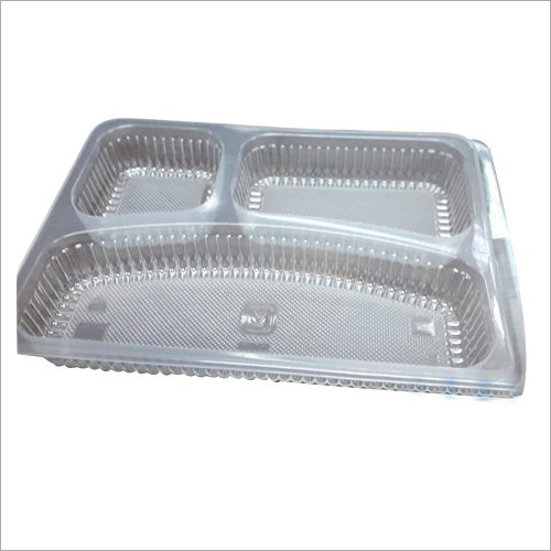 Food Packaging Disposable Plastic Tray