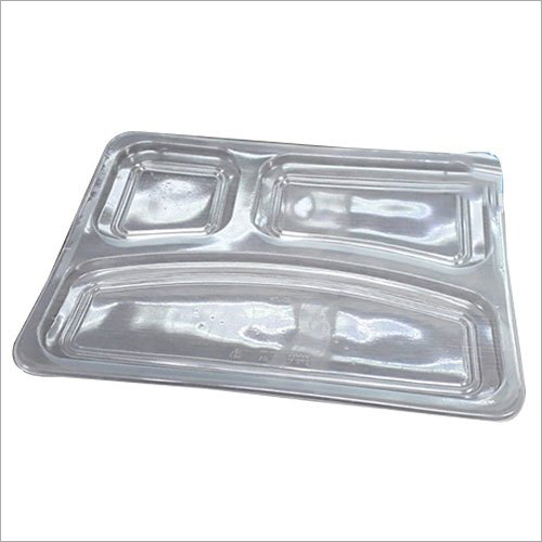 PP Disposable Plastic Tray