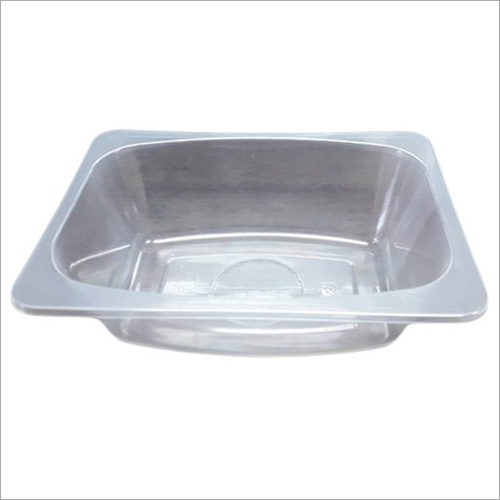 PP Transparent Food Packaging Plastic Container