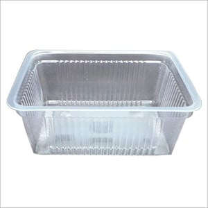 Food Packaging Plastic Container