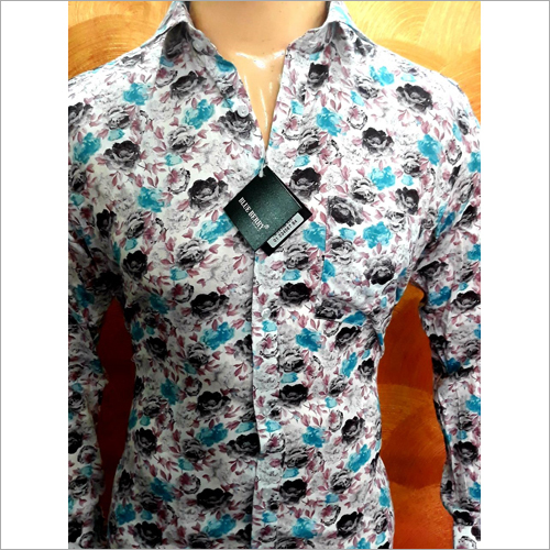 Printed Colorful Shirt