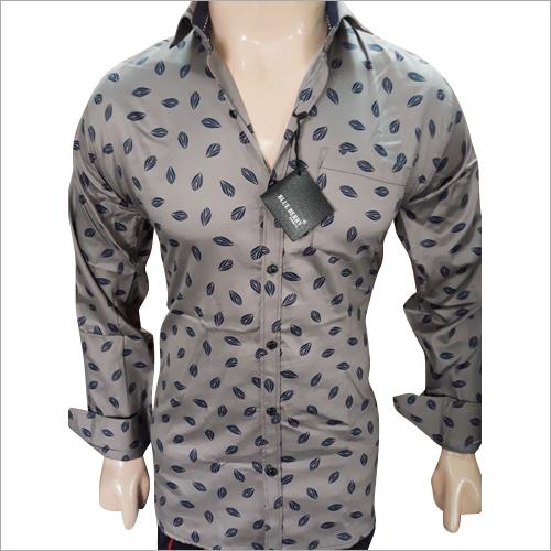 Mens Printed Fashionable Shirt