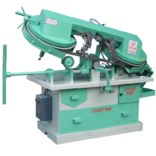 Horizontal Metal Cutting Bandsaw Machine- SM175
