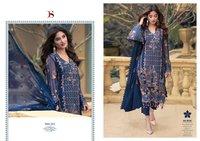 Pakistani style salwar suits
