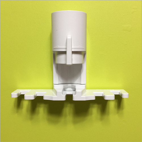 Wall Mounted Toothbrush Holder