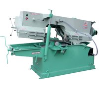 Horizontal Metal Cutting Bandsaw Machine- SM250