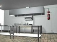 Kitchen Hood Fire System