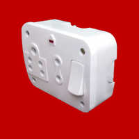 Combined Switch Socket Indicator