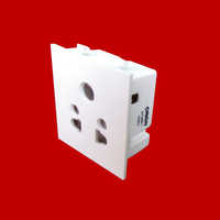Electrical White Socket