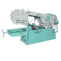 Horizontal Metal Cutting Bandsaw Machine- SM400