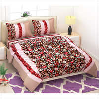 Printed Cotton Casement Bedsheet