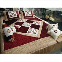 Designer Sapphire Bedsheet