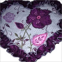 Heart Shape Cushion Cover