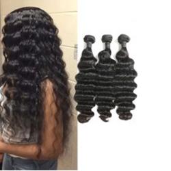 Virgin Human Wave Hair