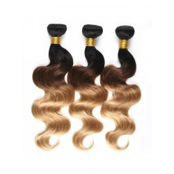Ombre Body Wave Hair Wefts