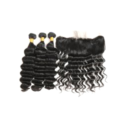 Brazillian Virgin Human Hair Weaves