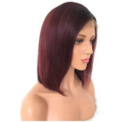 Straight Human hair Lace