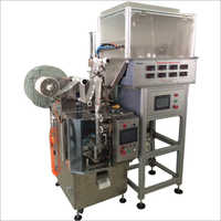 Double Systems Tea Packaging Machine