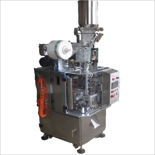 Volume Cup Type Pymid Tea Bag Packing Machine