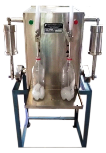 Semi Automatic Liquid Filler Model 75