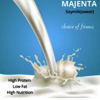 High Protein Soy Milk