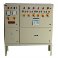 Power Factor Capacitor Panel