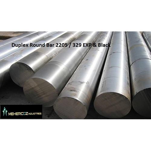 Duplex 2205-31803 / 329 Round Bar