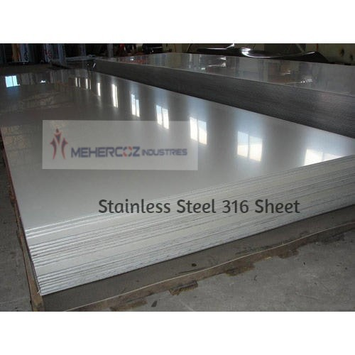 Stainless Steel Sheet & Plates 316/316L/316Ti