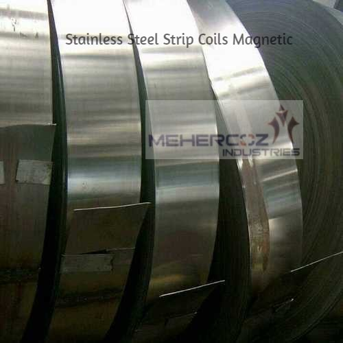 Stainless Steel Magnetic Strip Coil
