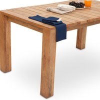Plank Wooden Table